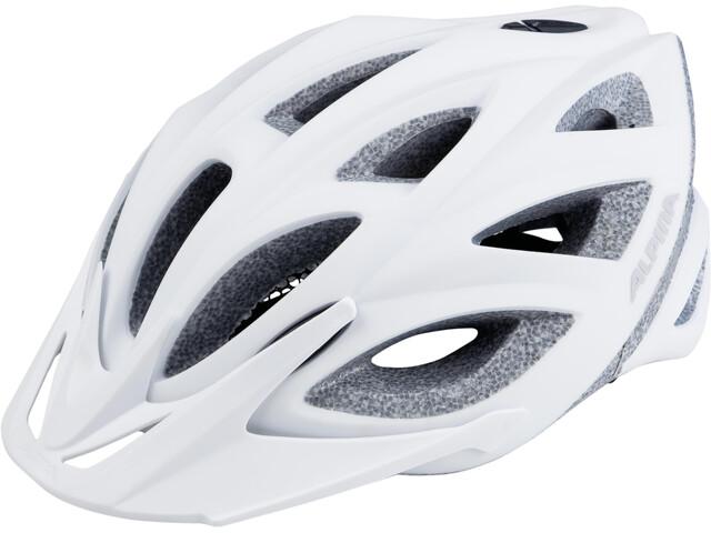Alpina Seheos L.E. Cykelhjelm hvid